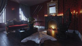 Fans of 'The Addams Family' have a chance to stay in the 'mysterious and spooky' mansion for a night