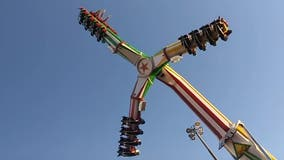 'Tango' ride at Arizona State Fair malfunctions, leaves riders stuck in mid-air