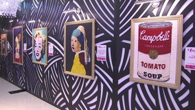 Experience candy in a creative way at the Candytopia pop-up museum in Scottsdale