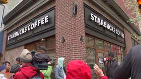 Suit: Starbucks fired white manager after black men arrested