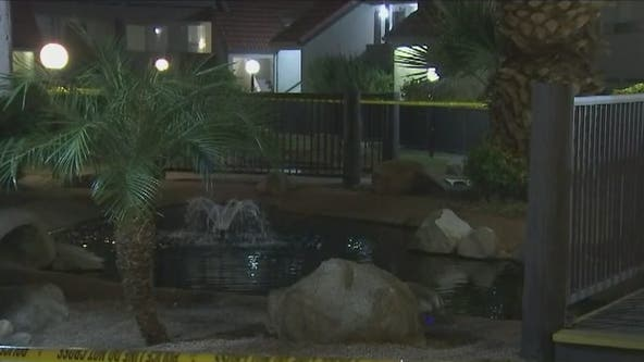 Mesa Fire: 2-year-old rushed to hospital after found in an apartment complex pond