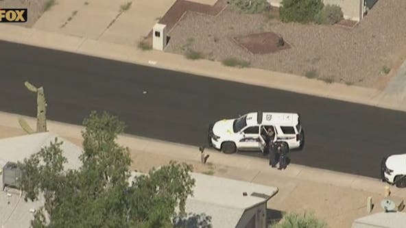 Phoenix Police arrest suspect following fatal stabbing near 51st Ave. and Bell Road