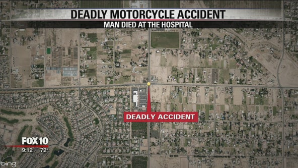 MCSO: Speed nor impairment appear to be factors in deadly motorcycle crash
