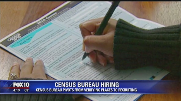Census Bureau hiring ahead of 2020 census