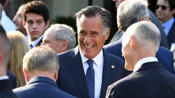 Mitt Romney confirms having secret Twitter account 'Pierre Delecto,' telling reporter 'c'est moi'