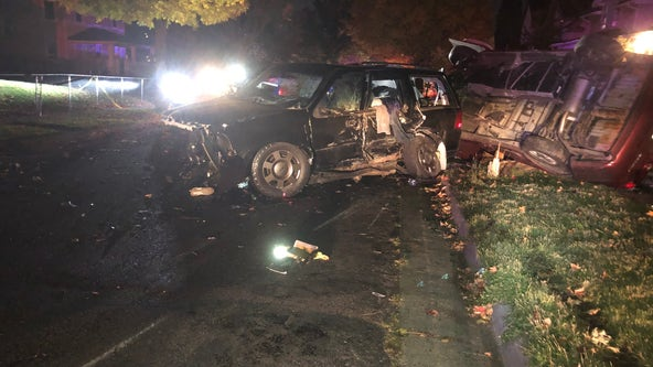 Wrong-way driver kills woman, unborn child in 'catastrophic' Minneapolis crash