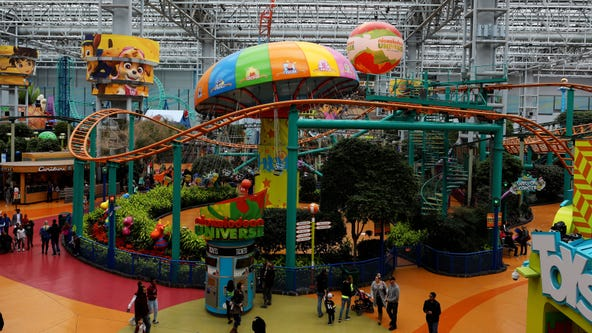 Nickelodeon Universe, North America's largest indoor theme park, set to open this week