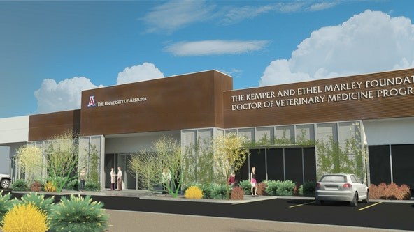 University of Arizona approved to launch veterinary college
