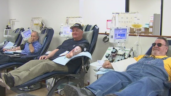 Arizona Coyotes team up with local organizations for a May 27, 28 blood drive