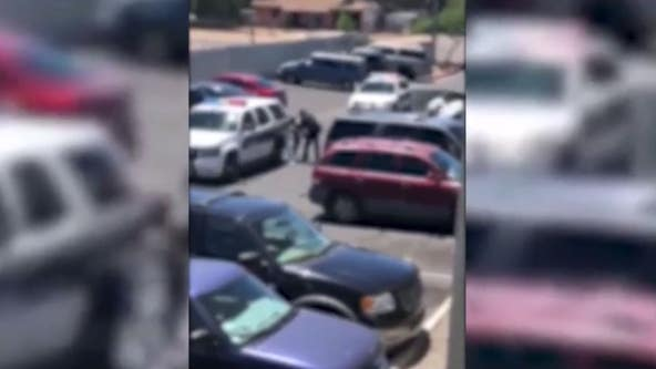 Phoenix Police chief fires officer involved in viral confrontation of couple accused of shoplifting