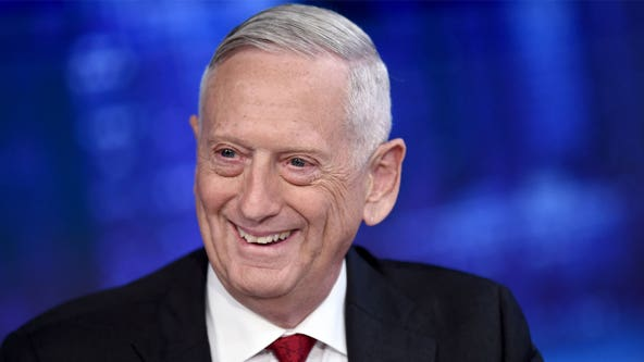 'I'm the Meryl Streep of generals': Mattis laughs off 'overrated general' insult hurled at him by President Trump