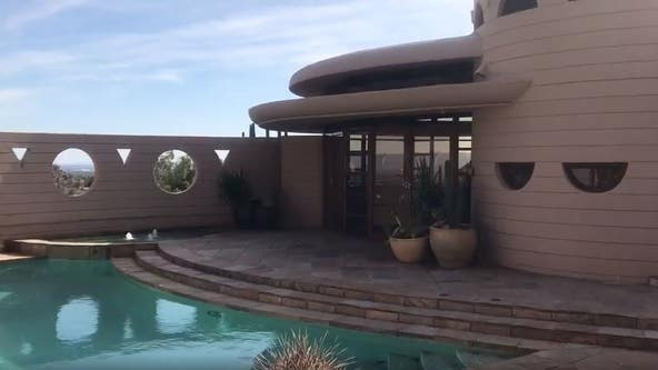 Last home designed by Frank Lloyd Wright sells for nearly $1.7 million