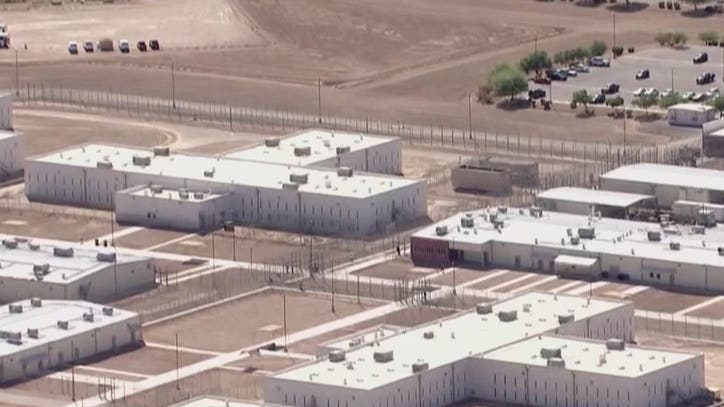 Report details alleged inhumane conditions inside ICE detention facility in Eloy