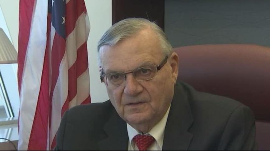 Joe Arpaio loses bid to win back Maricopa County Sheriff position