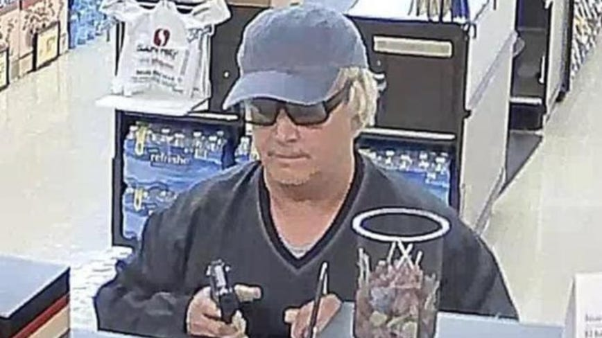 Reward increased for bank robbery suspect known as 'Lunch Break Bandit'
