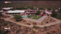 Drone Zone: Taking a look at Taliesin West and its unique spot in architectural history