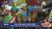 Cory's Corner: FOX 10 Holiday Food Drive
