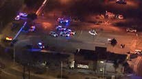 PD: Suspect injured in officer-involved shooting near 43rd Ave. and Camelback