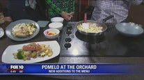 Pomelo at the Orchard showcases new menu items
