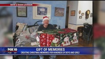Valley couple creates Christmas memories for hundreds of boys and girls