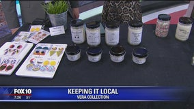 Keeping It Local: Holiday gifts with Vera Collection