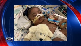 Court delays decision to take North Texas 9-month-old off life support