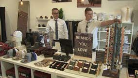 Made In Arizona: Fathers' dream of making waterproof menswear turns into successful business