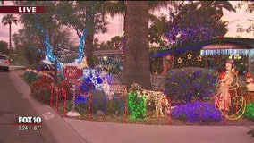 Valley holiday tradition continues as 'Christmas Lee' lights display opens Thursday