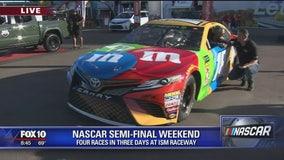 Cory's Corner: NASCAR at ISM Raceway