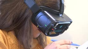 With virtual reality goggles, Valley teacher with eyesight condition able to see clearly