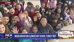 Cory's Corner: Moon Mountain Elementary School Turkey Trot