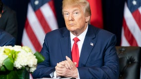 AP Fact Check: Trump's defense on Ukraine actions collides with known facts