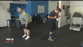 Man who lost 300lbs and gained it back is making good progress towards losing it again
