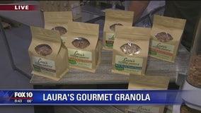Cory's Corner: Laura's Gourmet Granola
