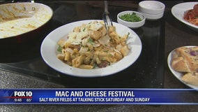 'Mac and Cheese Fest AZ' coming to Salt River Fields