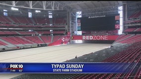 Typad Sunday: State Farm Stadium tours