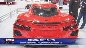 Cory's Corner: Arizona Auto Show