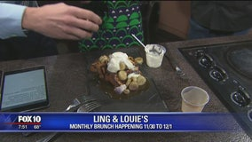 New brunch at Ling and Louie's happening once a month
