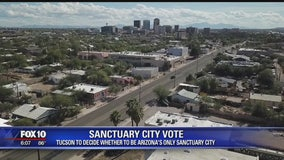 Liberal Tucson, Arizona rejects plan to be sanctuary city
