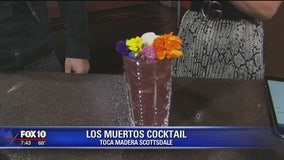 Cocktails with Toca Madera
