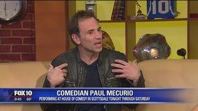 Comedian Paul Mecurio to perform at House of Comedy in Scottsdale