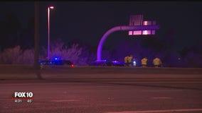 Pedestrian struck, killed on Loop 202 in Phoenix