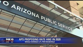 APS proposing rate hike in 2020; would average 5.4% per household