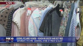 Thrifty Thursday: Goodwill 'Reclaimed Fashion'