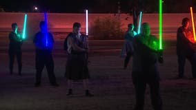 Members of Valley group training to be real-life Jedi knights (sort of)