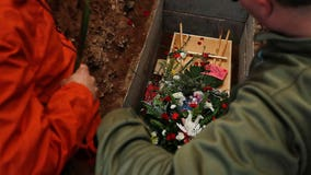 Infant twins killed by Mexican cartel buried with mother, siblings as all 9 slain Americans are laid to rest