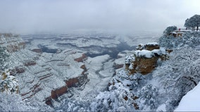 Highway to North Rim of Grand Canyon closes early due to approaching storm