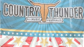 Eric Church, Kane Brown, Luke Combs, Dustin Lynch to headline Country Thunder 2020