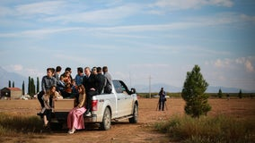 Families in US enclave in northern Mexico hold sad Thanksgiving
