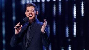 Michael Buble announces 2020 North American tour